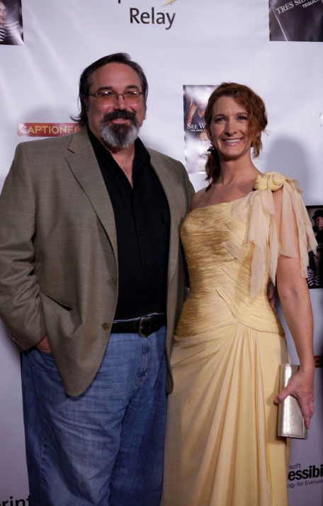 Red Carpet, See What I'm Saying with Director Hilari Scarl