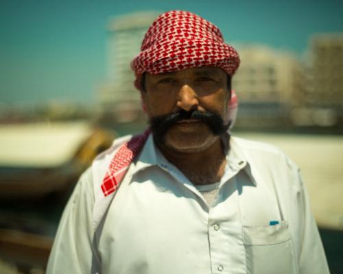 Moustache, Bur Dubai