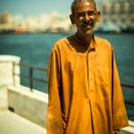 Man in Bur Dubai